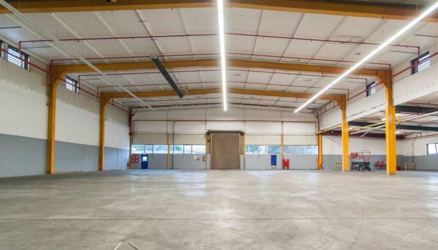 Lloyd Industriepark Bremen – Halle 1 + 2 (Refurbishment)