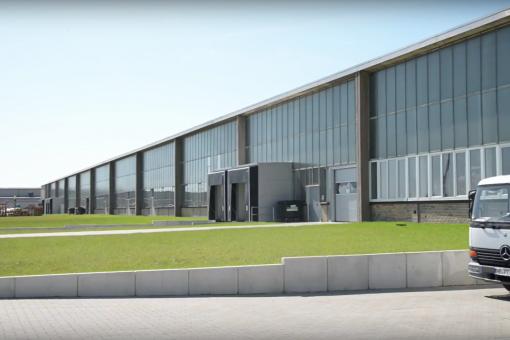 Lloyd Industriepark Bremen – Halle 4 + 5 (Refurbishment)