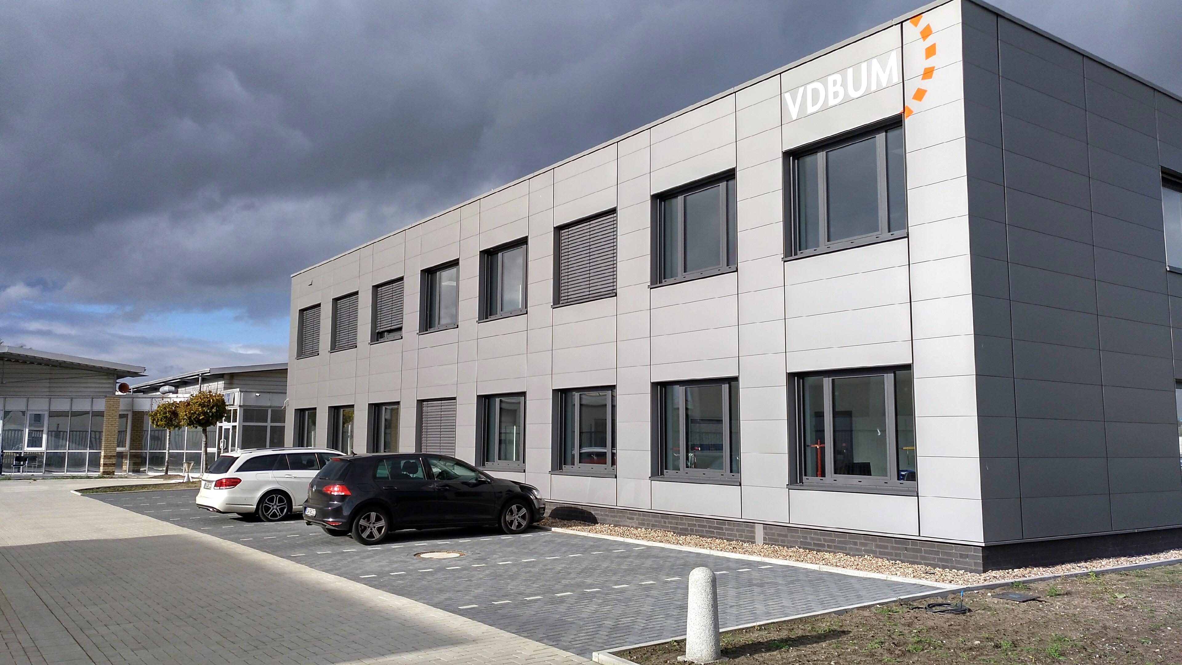 VDBUM – Neubau der Verbands-Geschäftsstelle